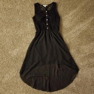 Dresses & Skirts - Papaya Black Lace Dress